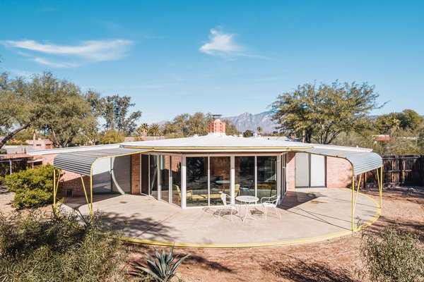This Rare Midcentury Home Will Be Preserved Forever—and Now You Can Spend the Night