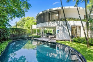 Sydney's 1960s Oculus House Is for Sale After an Award-Winning Renovation