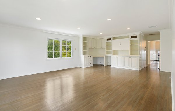 A spacious home office is also located on the upper level. This space can easily be converted into an additional bedroom or multi-media room, depending on the new buyer's needs.