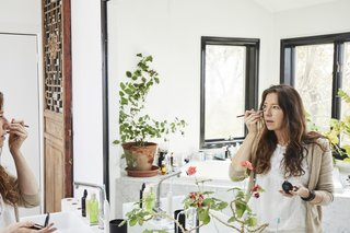Goop's Beauty Director Jean Godfrey-June on Making Your Bathroom a Wellness Refuge