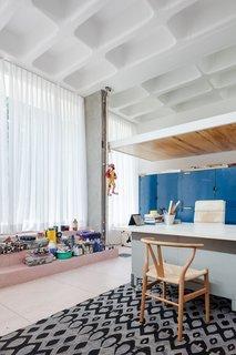 A look inside Luiza's studio space.