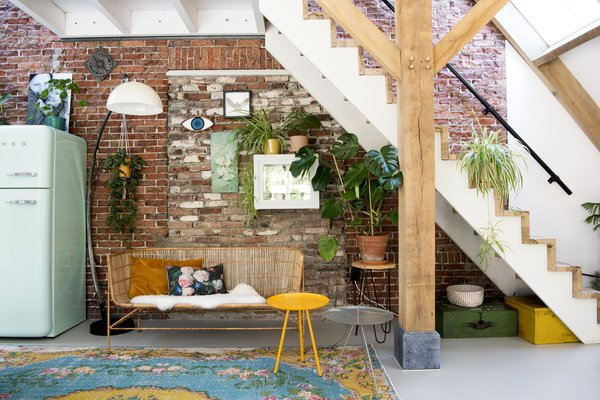 A Dutch Family's Resourceful Addition Makes Room for Three Generations