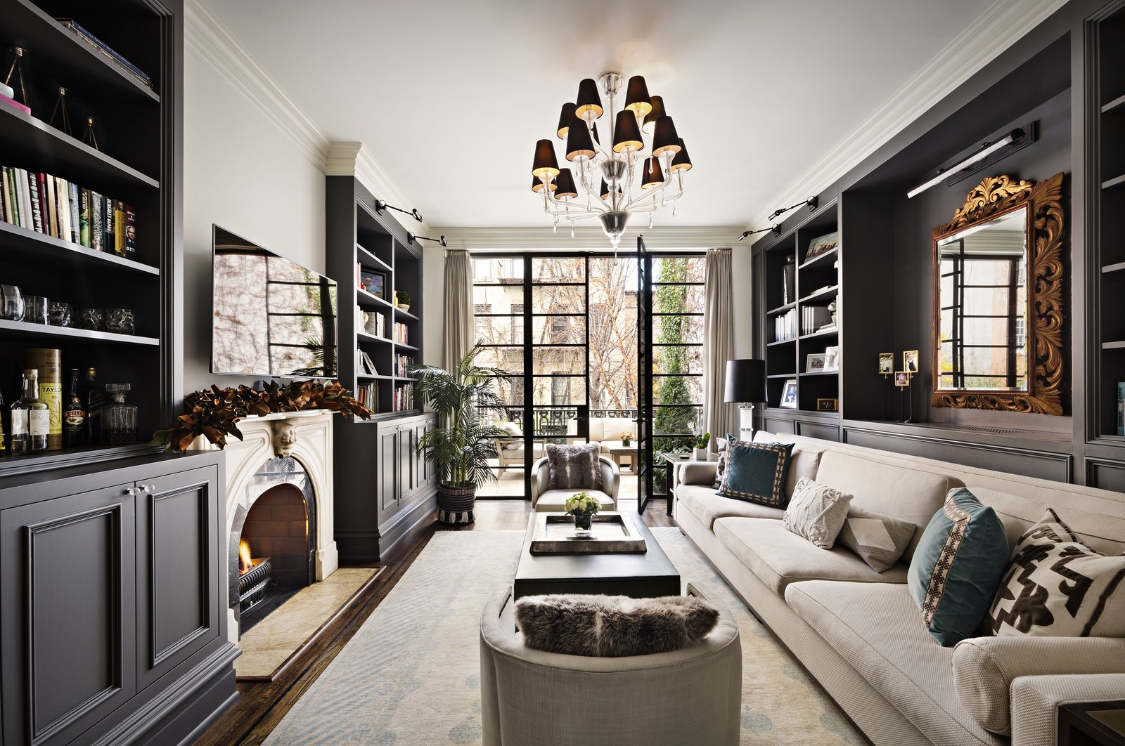 Actor Hilary Swank's Former Greenwich Village Townhouse Hits the Market at $11M