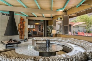 A Desert Oasis Designed by a Frank Lloyd Wright Apprentice  Lists for $1.5M