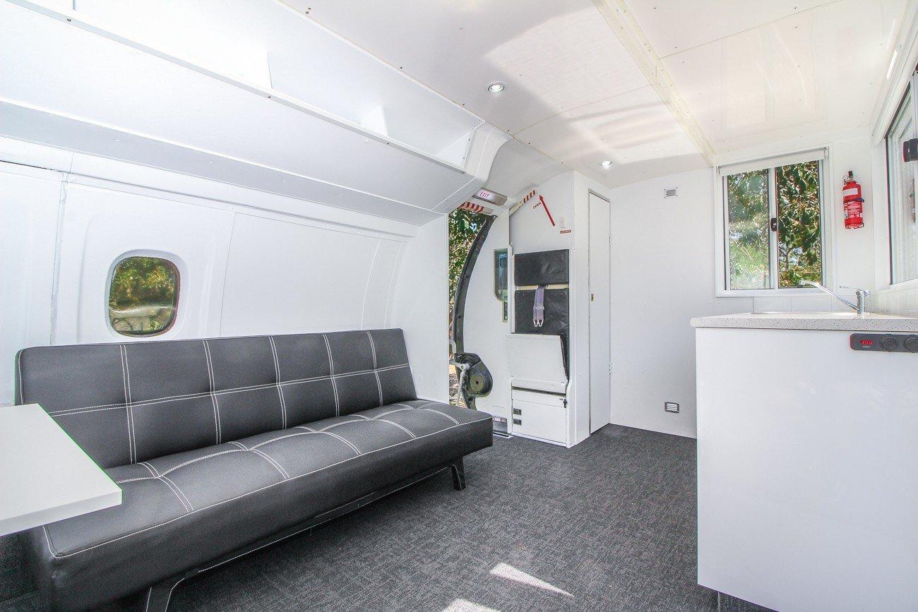 Aero Tiny living area