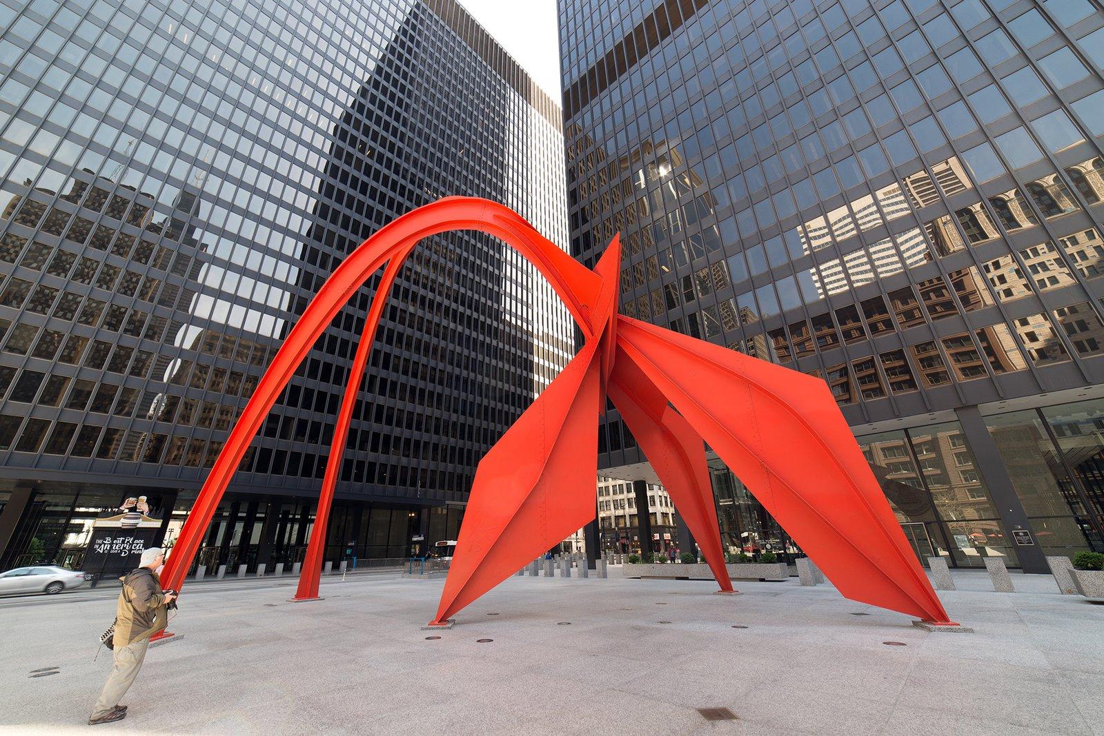 Chicago Federal Center Plaza