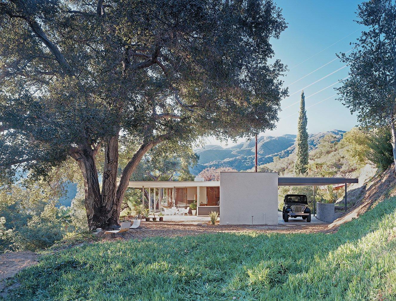 Richard Neutra's Enchanting Taylor House Seeks $1.75M
