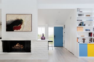 This Edward Fickett–Designed Midcentury Makes Delightful Use of Color