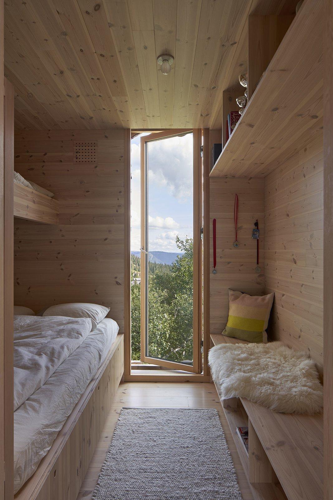 Skigard Hytte-Mork Ulnes Architects