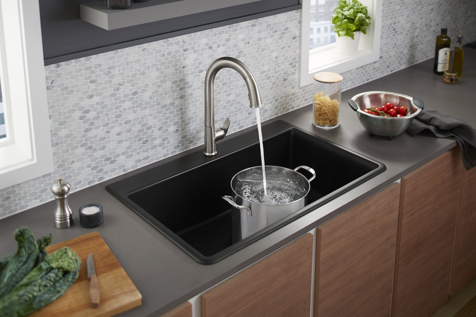 Kohler Konnect Faucet.  Photo 6 of 10 in Trend Report: The Internet Settles Into Our Appliances
