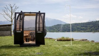 6 Extraordinary Prefab Saunas With Prices Starting at $10K