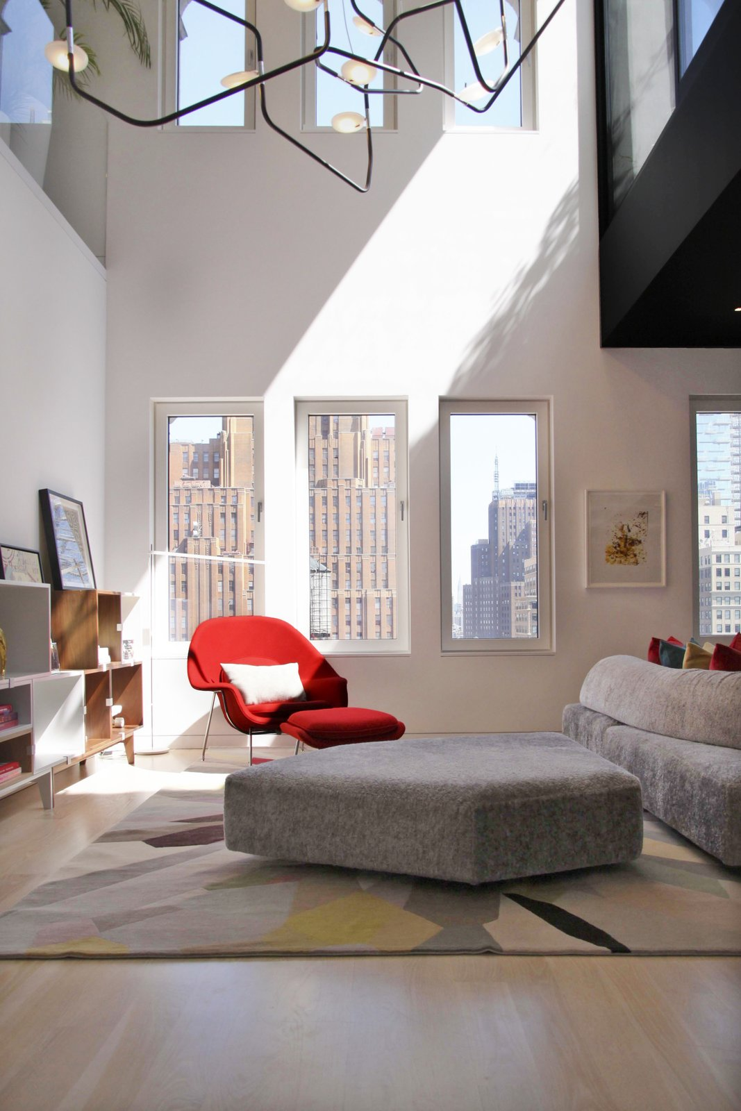 Tribeca Duplex by Young Projects  Photo 5 of 7 in New York Architects on How COVID-19 Is Urging Us to Rethink Home Design
