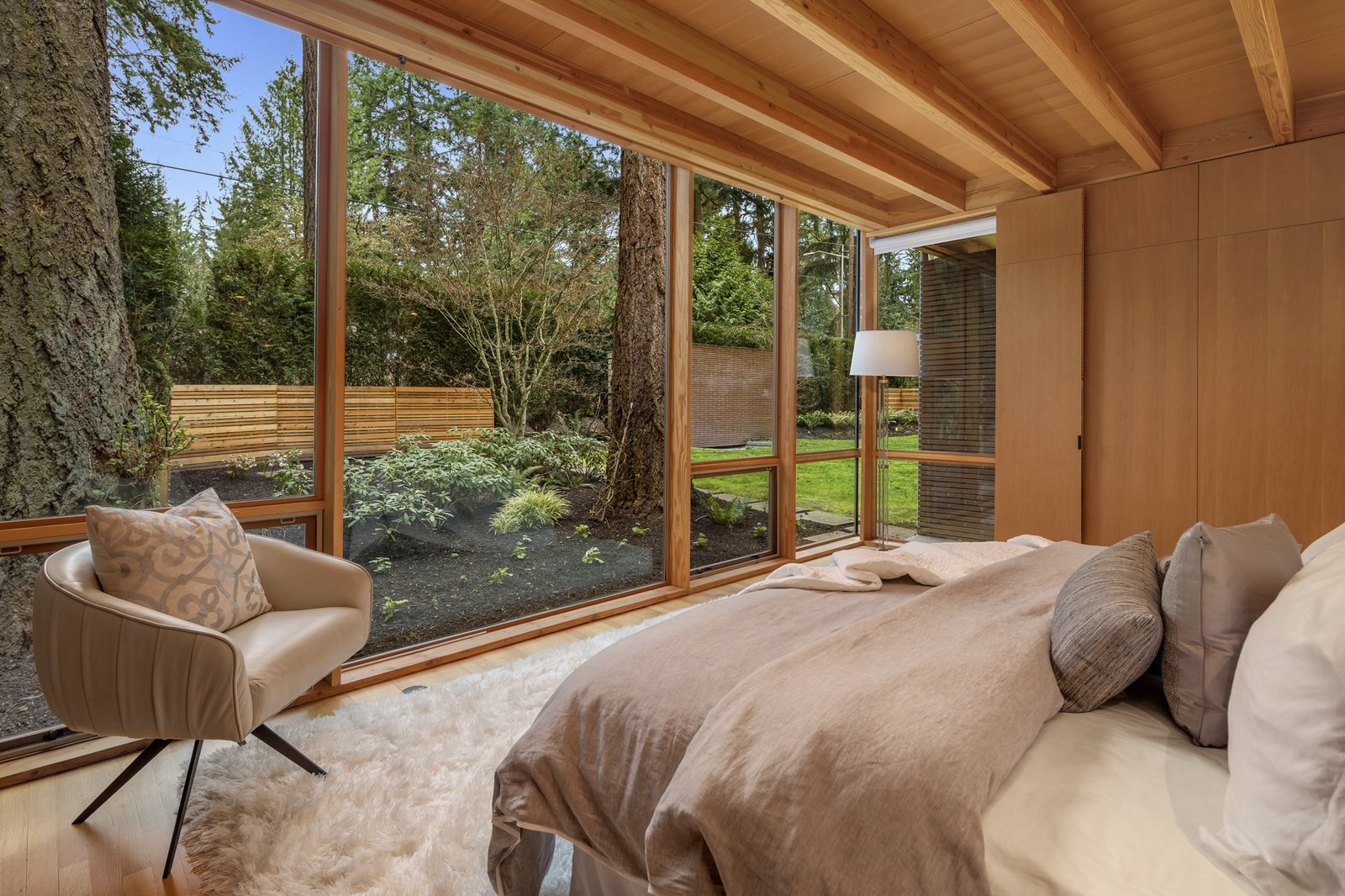 Beaux Arts Residence Cutler Architects bedroom