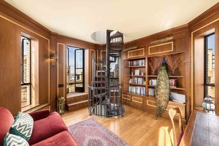 Moby's Former Penthouse in Manhattan's Iconic El Dorado Co-Op Lists for $5.8M