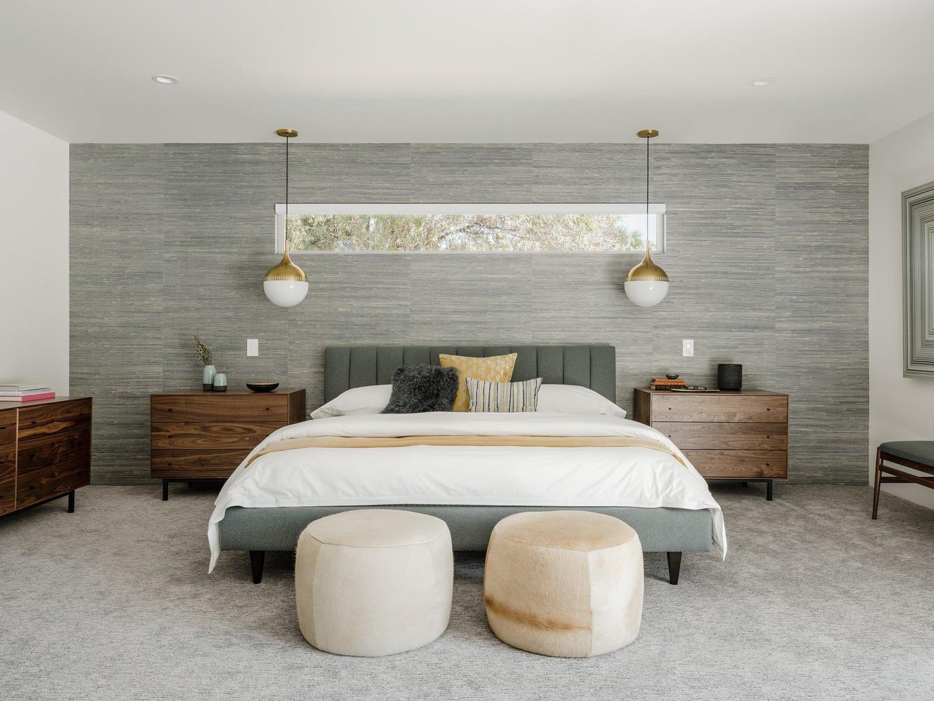 Gillman Residence Herbert W Burns Thomboy Properties bedroom