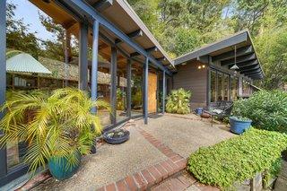 An Architect's Idyllic Midcentury Perch in Berkeley Wants $1.05M