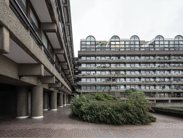 Designed in the 1950s by British firm Chamberlin, Powell, and Bon, the Barbican Estate in East London is one of the largest examples of the brutalist style. Construction extended through the '70s, and the complex was officially opened by the Queen in 1982. Today, it remains highly coveted for its unique aesthetic and convenient location.
