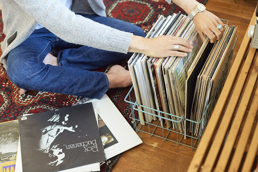 Shelter in place record collection