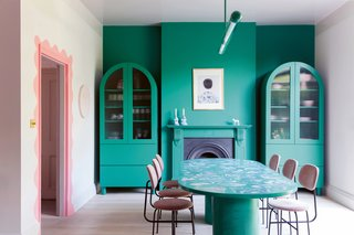 10 Sensational Renovations That Aren't Shy With Color