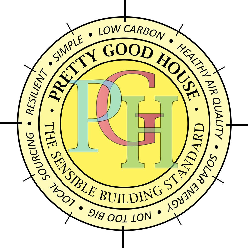 Pretty Good House Building Standard seal
