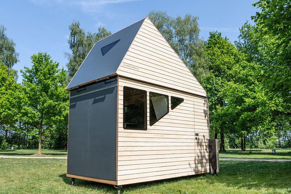 Haaks Opperland camper exterior