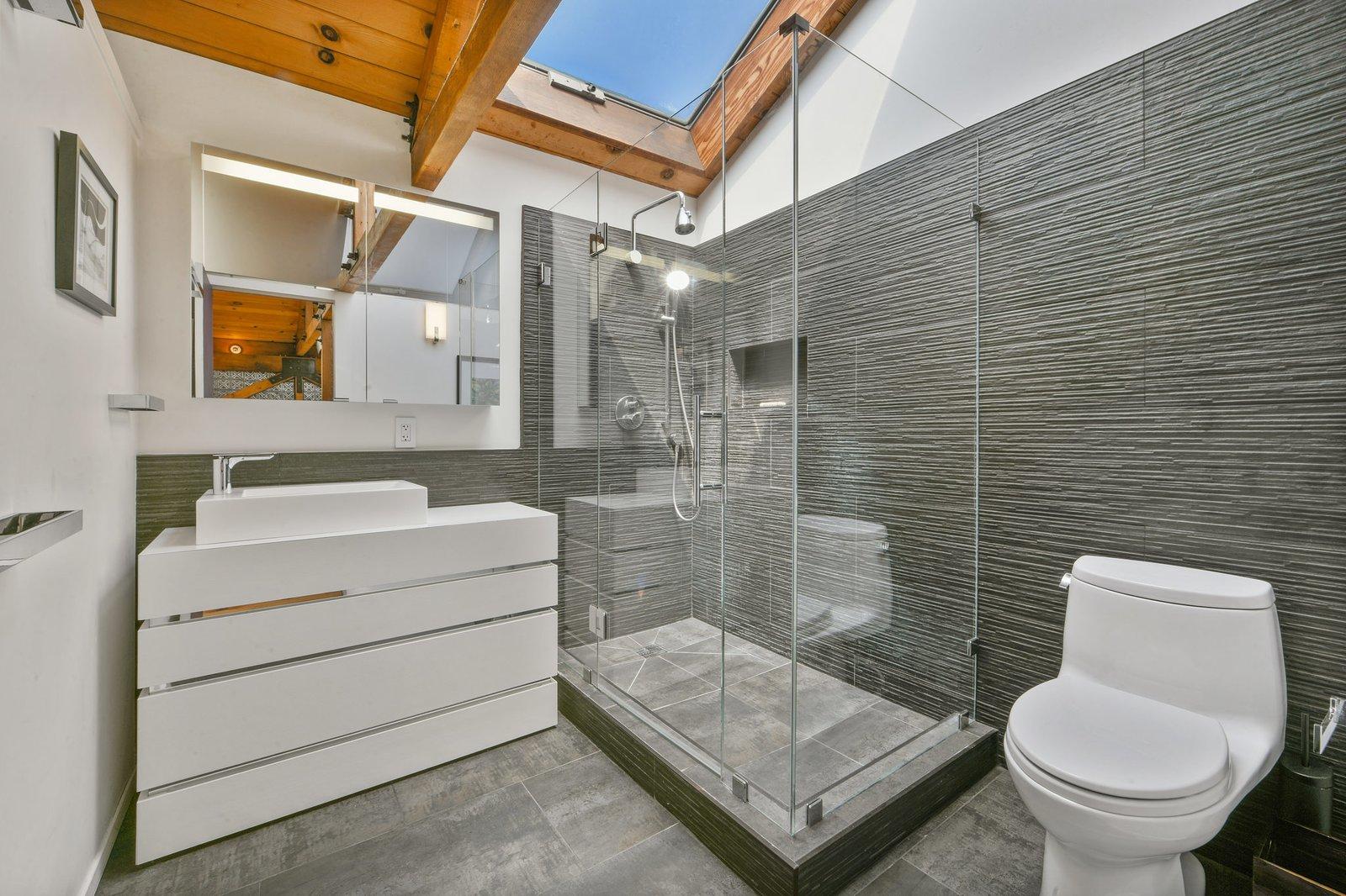 South Prescott Village loft bathroom