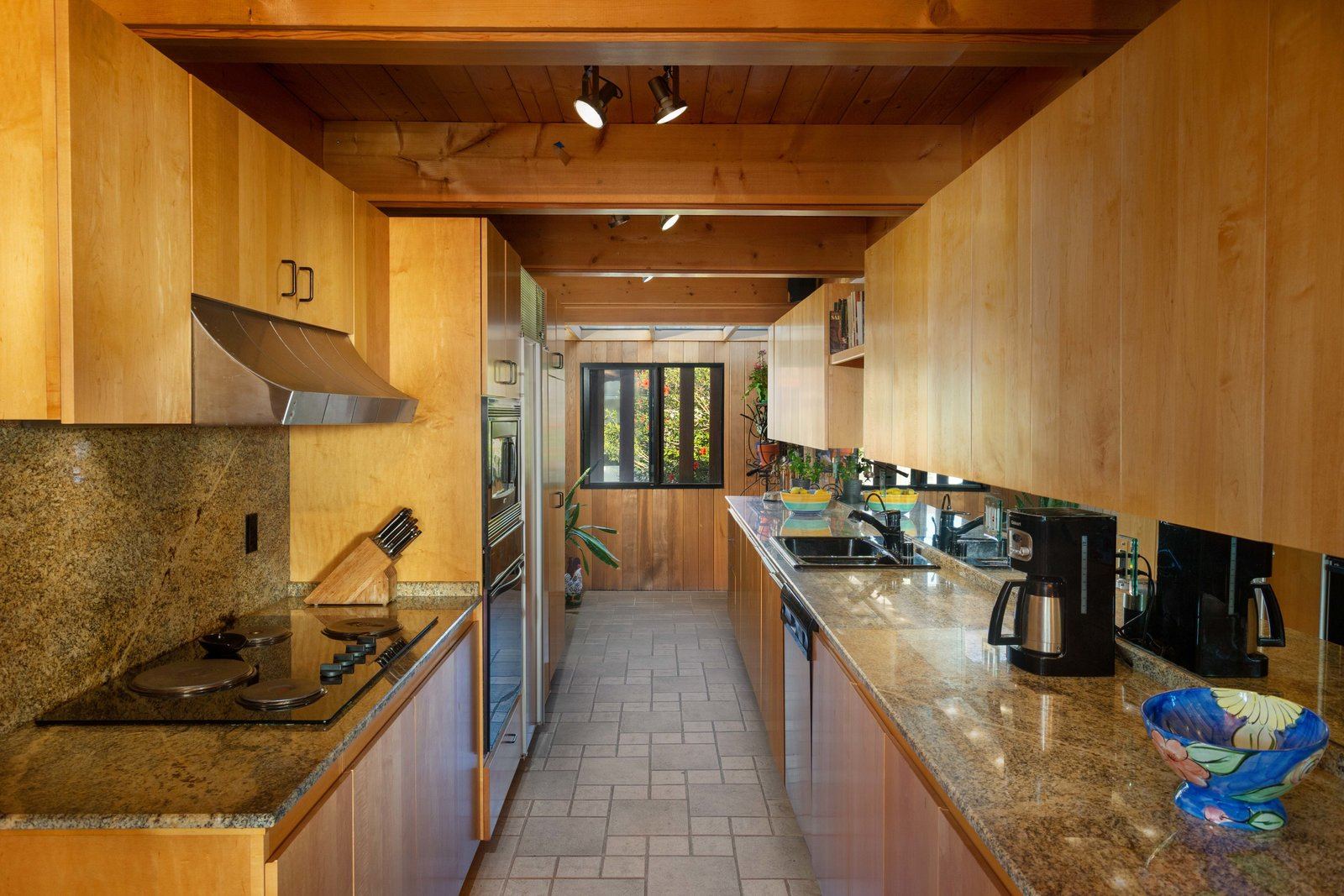 Meyer Residence kitchen