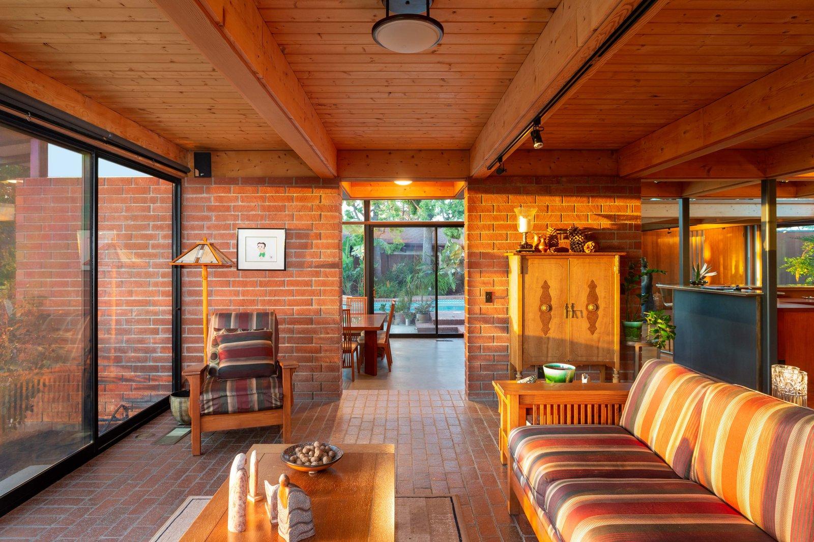 Meyer Residence living area