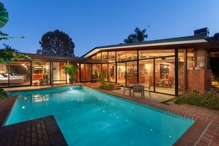 A Ray Kappe Home Revitalized After the Northridge Earthquake Lists for $2.4M