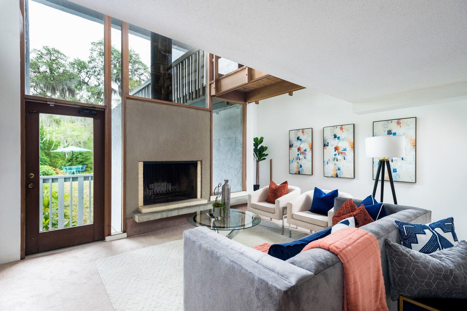 Stark House Duane Stark Nils Schweizer living room