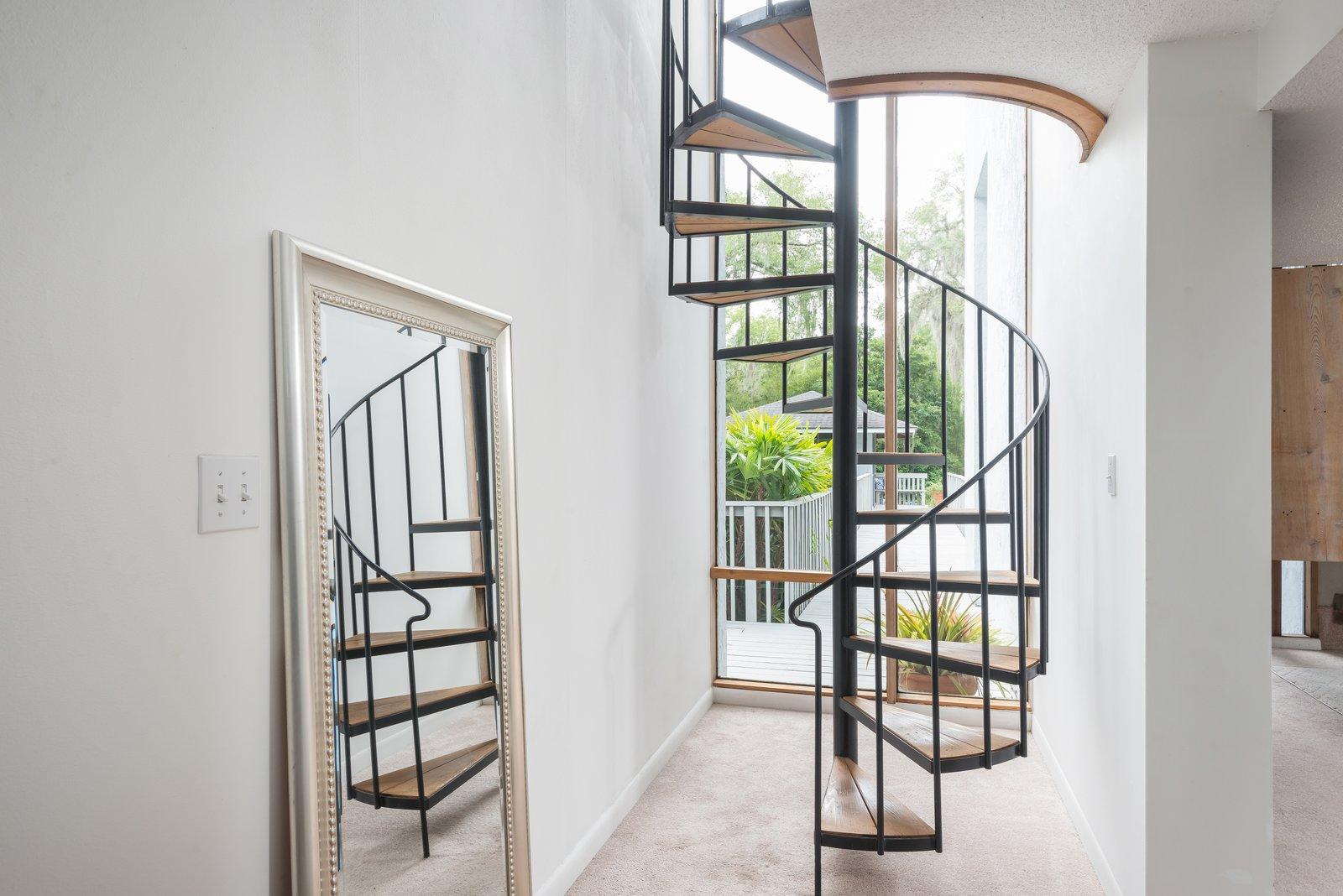 Stark House Duane Stark Nils Schweizer staircase