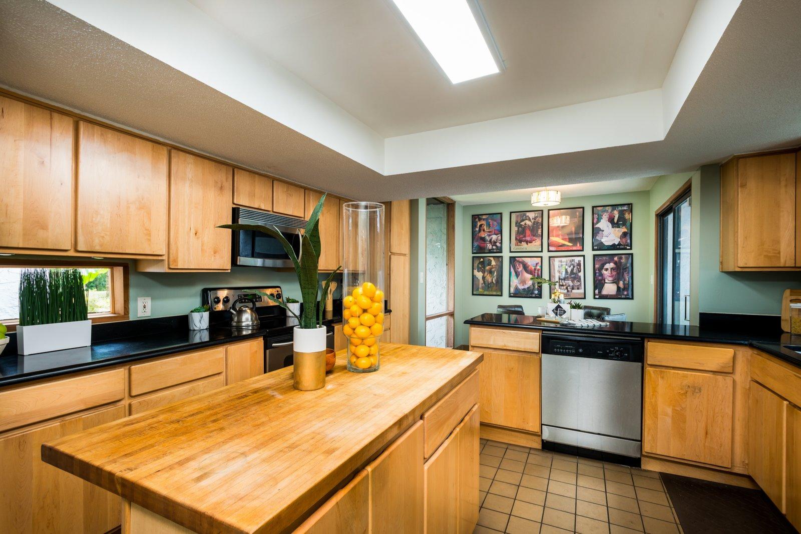 Stark House Duane Stark Nils Schweizer kitchen
