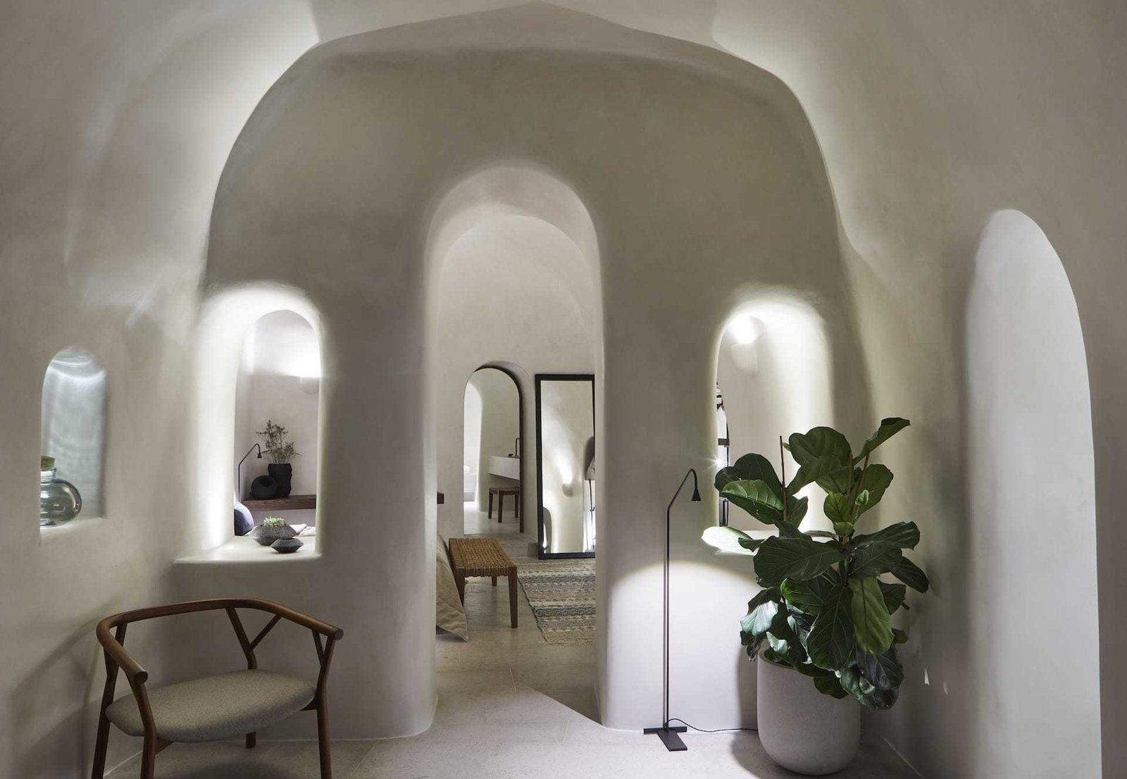 Villa Omikron at Vora Santorini