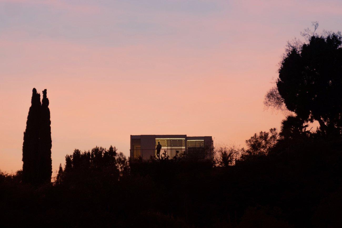 Hollywood Prefab Guesthouse exterior