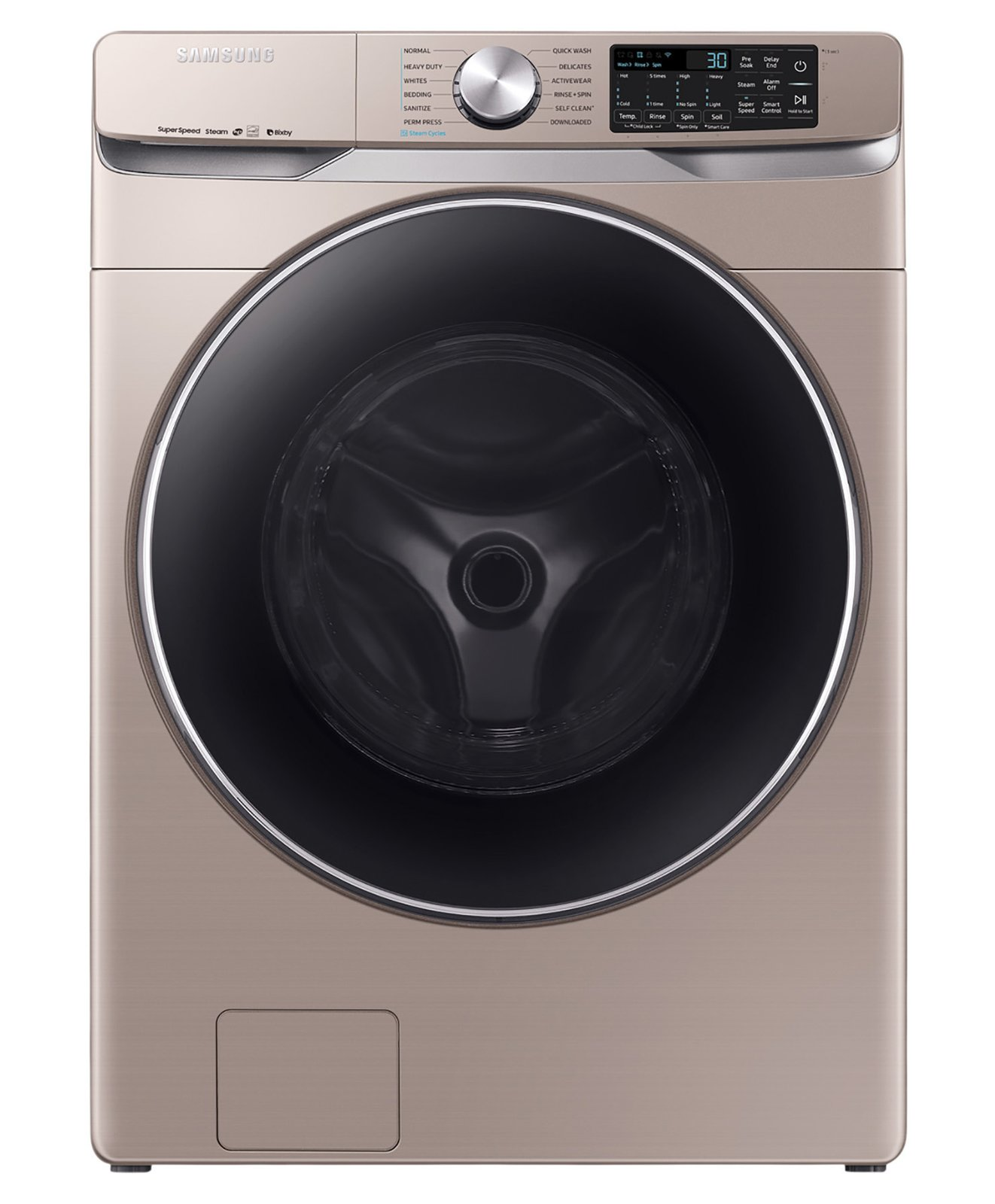 Front Load Washer with Steam-Samsung