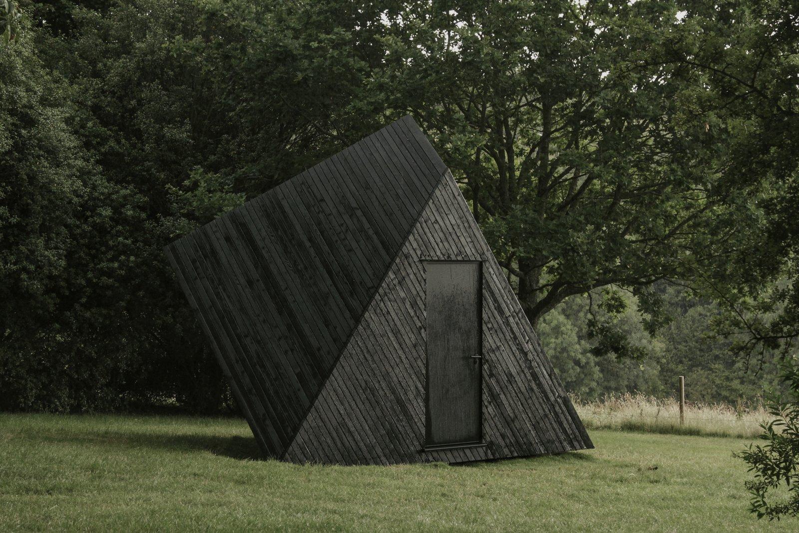 Koto Work Cabin exterior