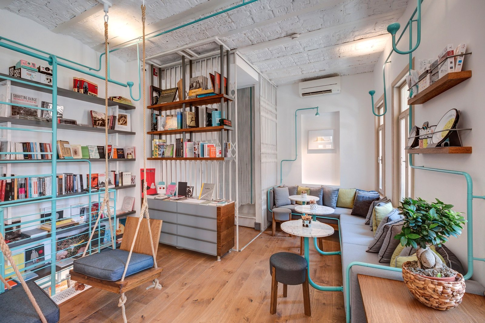 The World's Top Bookshops Will Make You Want to Drop Everything and Read