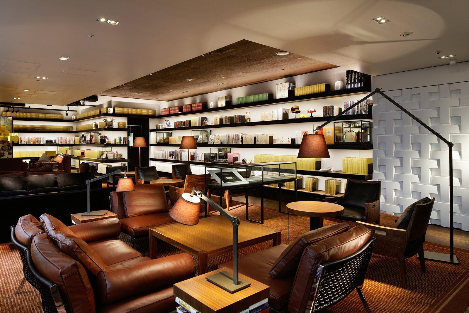 Daikanyama Tsutaya Books interior