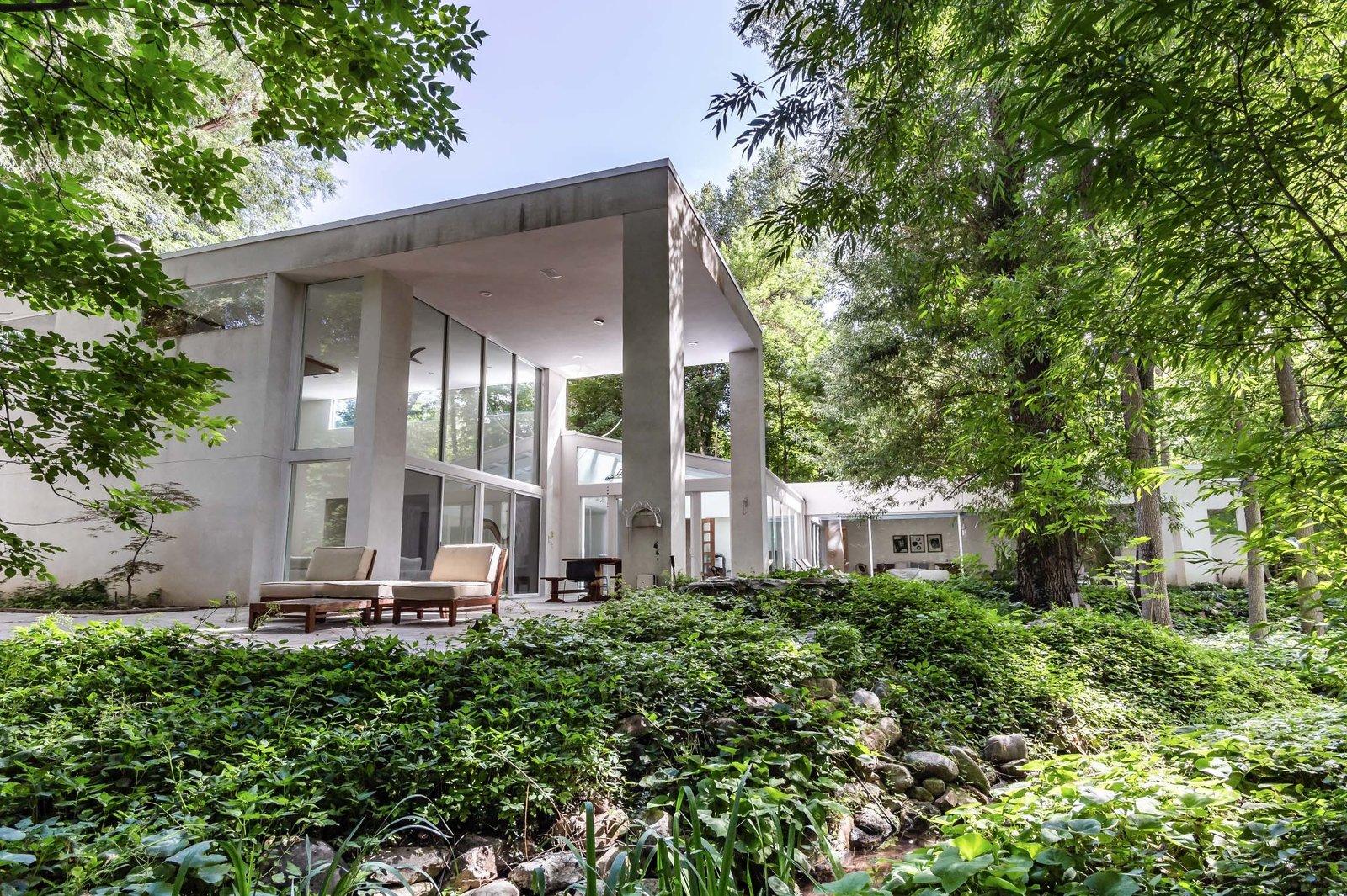 Holladay Concrete Home exterior