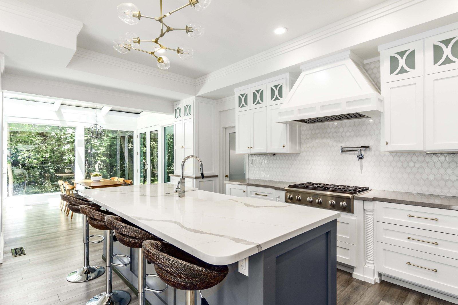 Holladay Concrete Home kitchen