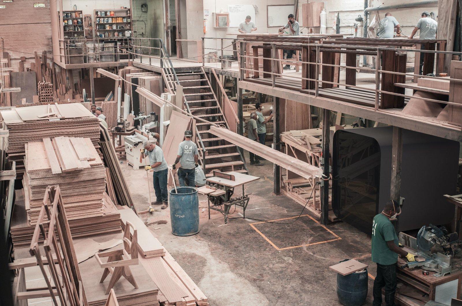 Studypod by Livit warehouse