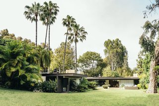 Richard Neutra's Bailey House Hits the Market—Along With a Lavish Mansion—for $20M