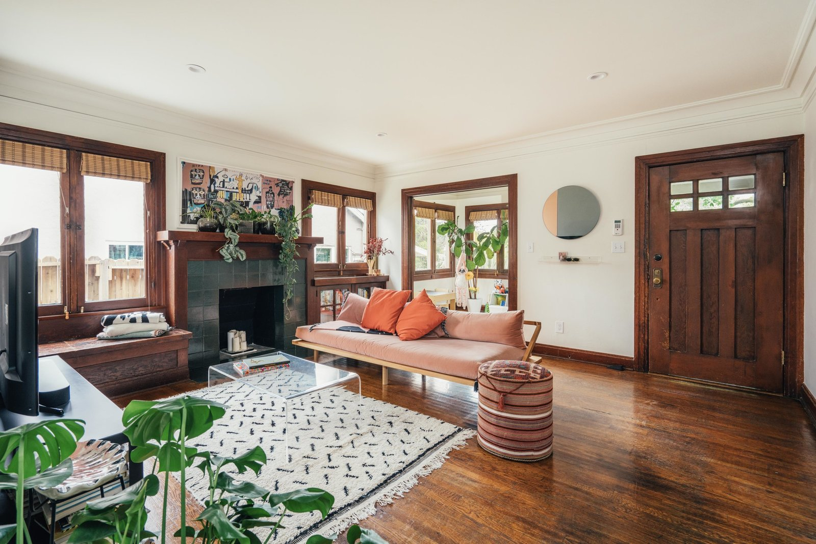 A Cheery Craftsman Duplex in L.A. With Adjacent Studio Space Asks $1.25M