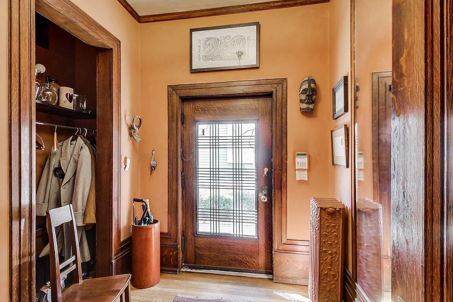 Heller House by Frank Lloyd Wright