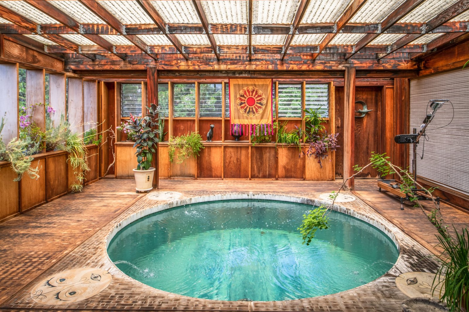 Renowned Artist Emile Norman's Sensational Big Sur Home Lists for $2M