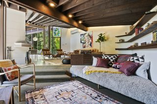 A John Lautner Post-and-Beam Hits the Market for the First Time Ever