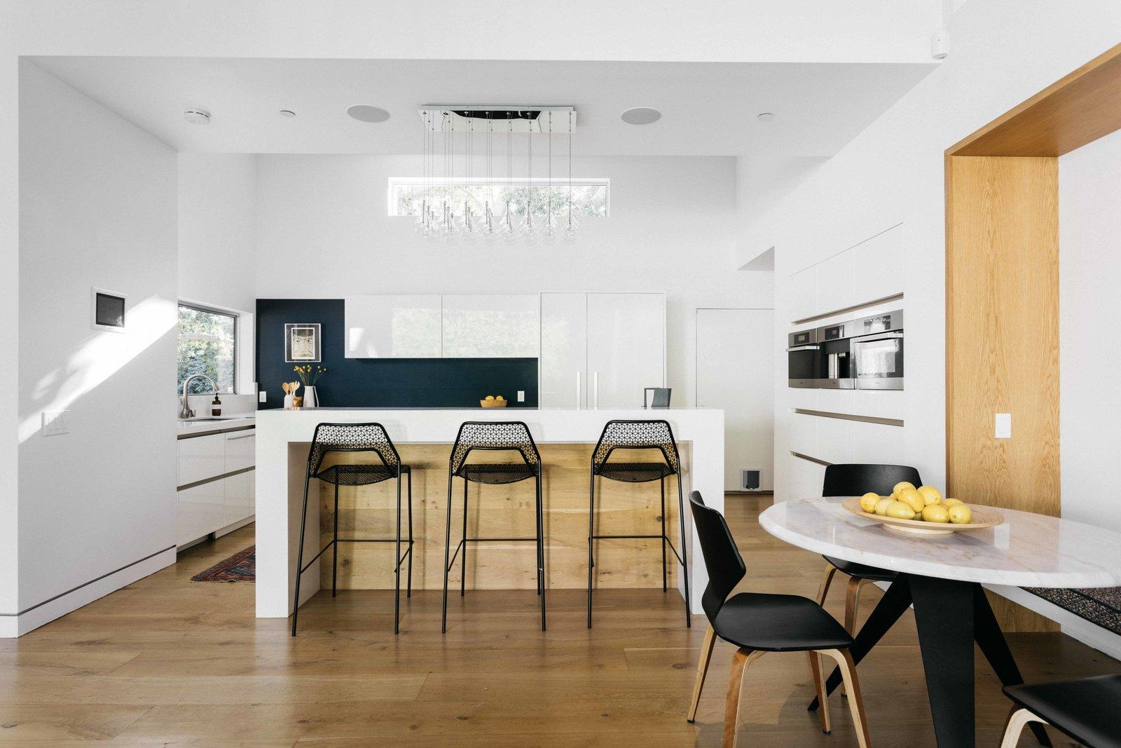 Bruno Bondanelli Los Angeles home kitchen