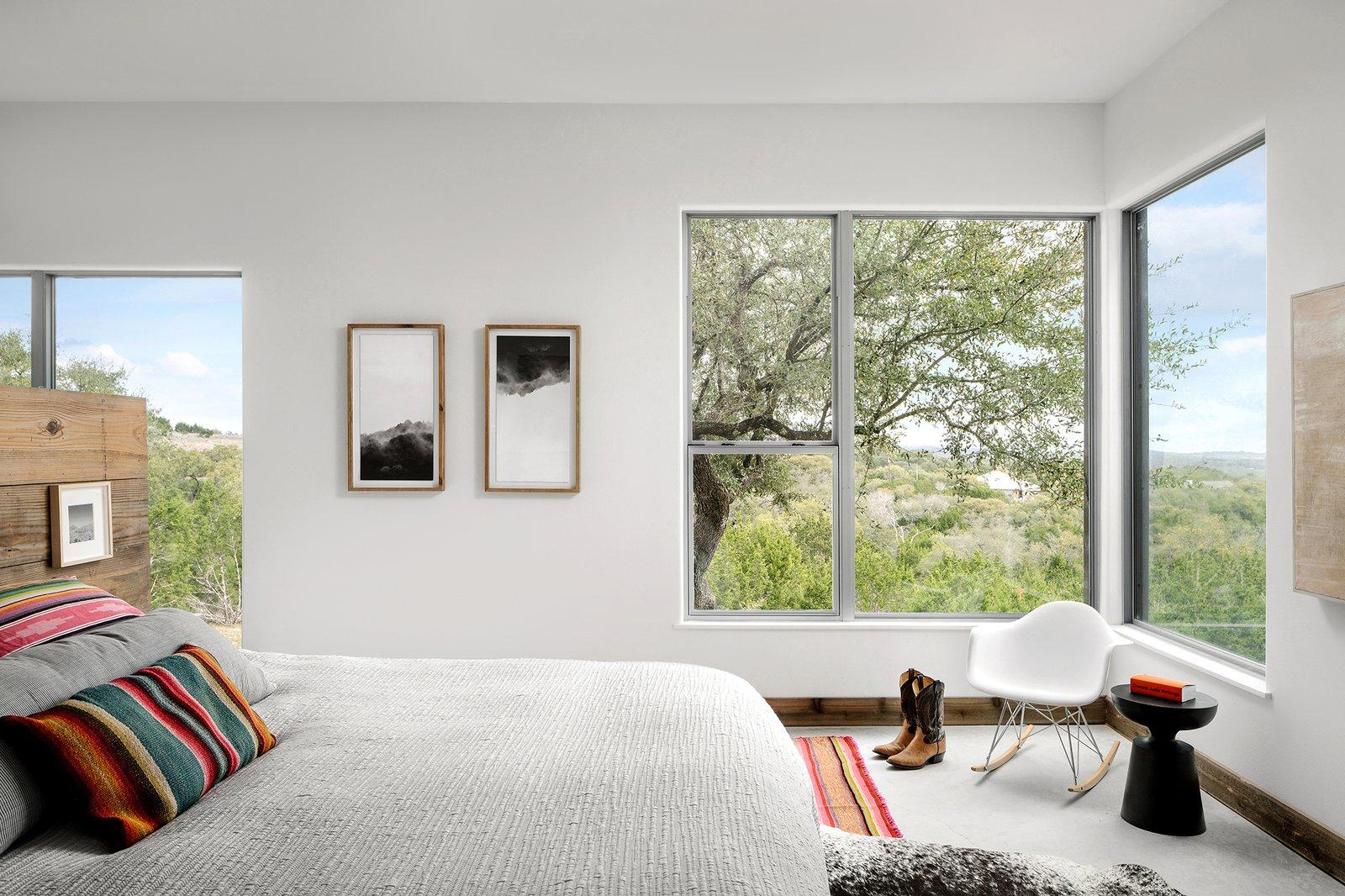 Dakota Mountain Residence bedroom