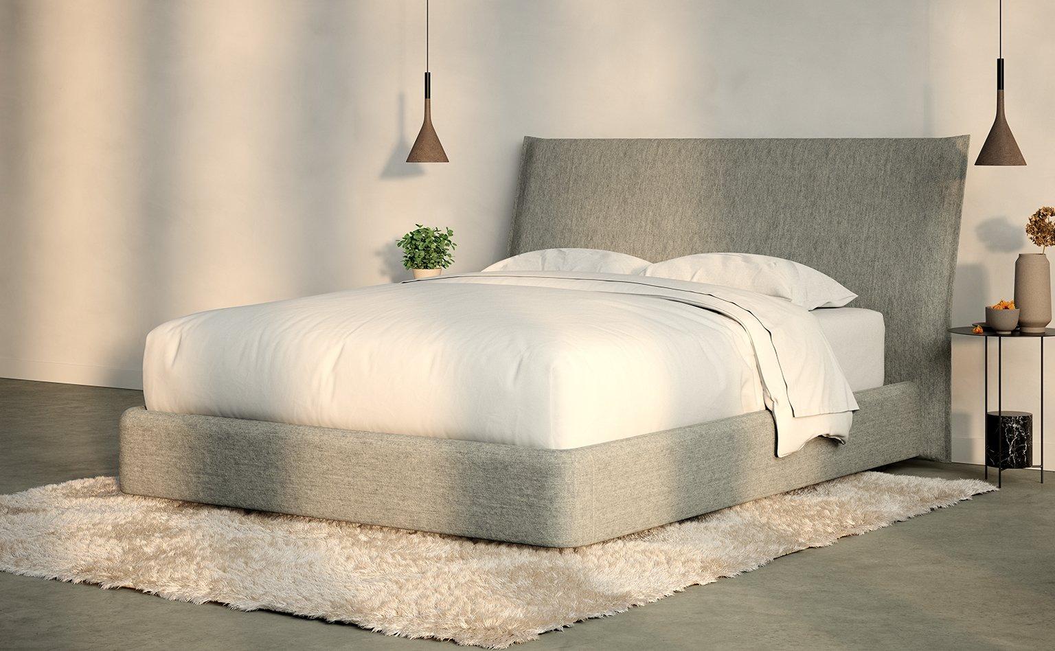 Casper's Haven bed frame.
