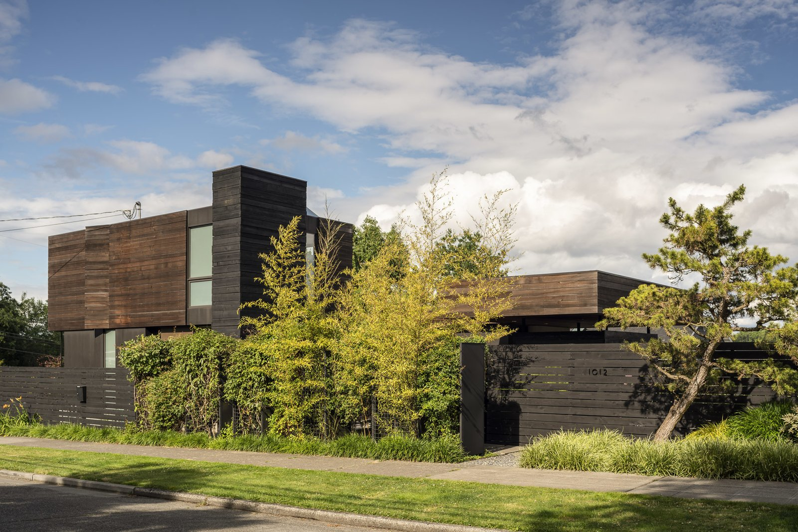 Helen Street Residence exterior